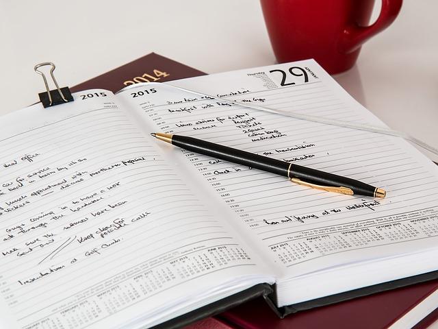 手帳っていつから自己啓発ツールになったのだろう?