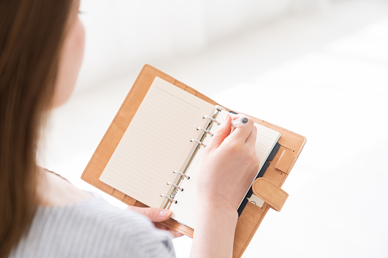 手帳は時間管理ツールではなく、人生のコンパス